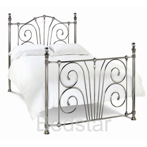 Bentley Designs Rebecca 5FT Kingsize Bedstead