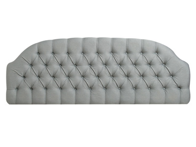 Stuart Jones Elba 4FT Small Double Traditional Headboard