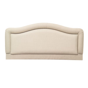 Stuart Jones Bayswater 4FT 6 Double Headboard