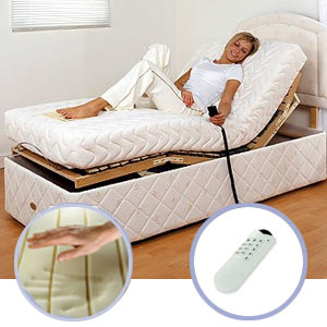 MiBed Chloe 3FT Single Adjustable Bed