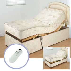 MiBed Anna 3FT Single Adjustable Bed
