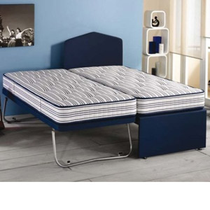 Airsprung Beds The Ortho Sleep 3FT Single Divan Guest Bed