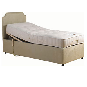 Sweet Dreams Beverley 5FT Kingsize Linked Adjustable Bed