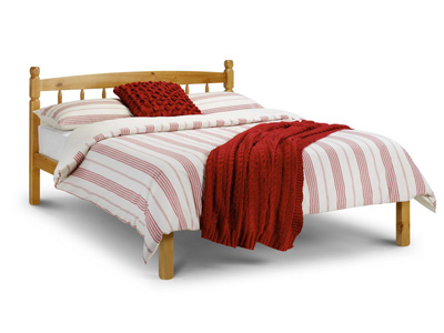 Julian Bowen Pickwick 3FT Single Pine Bedstead
