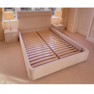 Stuart Jones Oasis 4FT 6 Double Bedstead