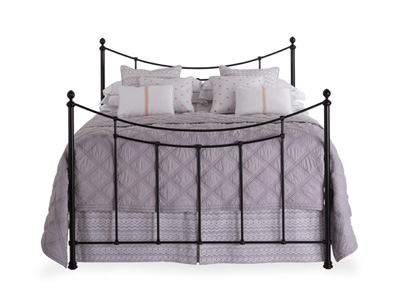 Original Bedstead Co Winchester 4FT Small Double Metal Bed