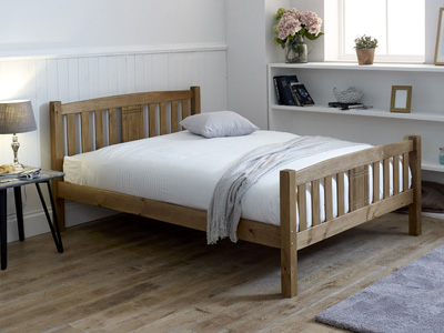 Limelight Sedna 4FT 6 Double Bedstead
