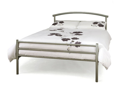 Serene Brennington 4FT Small Double Metal Bedstead