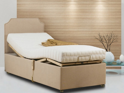 Sweet Dreams Brighton 5FT Kingsize Linked Adjustable Bed