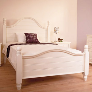 Sweet Dreams Rook 4FT 6 Double Wooden Bedstead