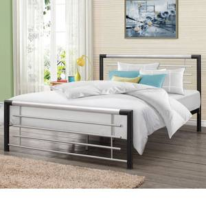 Birlea Faro 5FT Kingsize Metal Bedstead