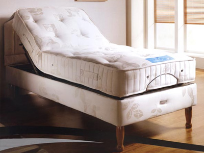 Bodyease Electromatic 2FT 6 Small Single Adjustable Bed