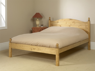 Friendship Mill Orlando 2FT 6 Small Single Bedstead