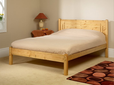 Friendship Mill Vegas 2FT 6 Small Single Bedstead