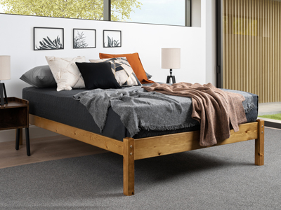 Friendship Mill Studio 4FT 6 Double Bedstead