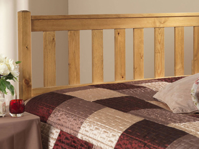 Friendship Mill Shaker 4FT Small Double Headboard