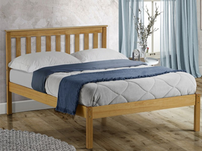 Birlea Denver  Wooden Bed  - Pine