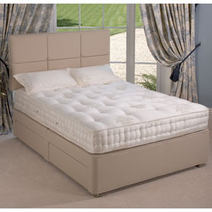 Relyon Winchester 4FT 6 Double Divan Bed
