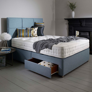 Relyon Marlow 4FT Small Double Divan Bed