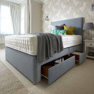 Relyon Marlborough 4FT Small Double Divan Bed