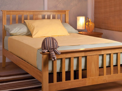 Sweet Dreams Kestral 4FT 6 Double Bedstead