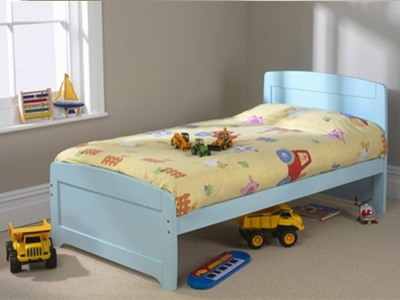 Friendship Mill Rainbow  Bed  - Blue