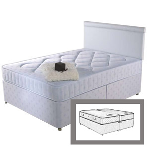 Star-Ultimate Somerset 6FT Superking Zip & Link Divan Bed