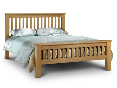Julian Bowen Amsterdam 6FT Superking Bedstead