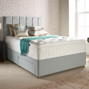 Relyon Pillowtop Ultima 4FT Small Double Divan Bed