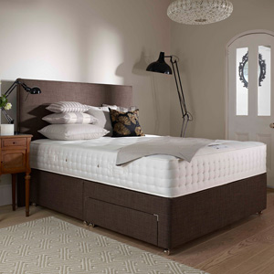 Relyon Toulouse 4FT Small Double Divan Bed