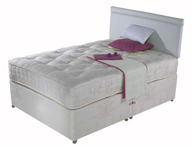 Star-Ultimate Windsor Pocket Latex 5FT Kingsize Divan Bed