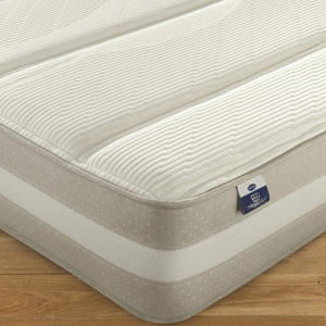 Silentnight Moscow 5FT Kingsize Mattress