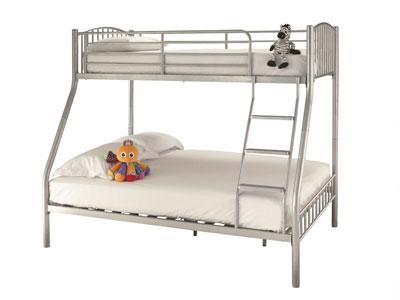 Triple Bunk Beds Offer A Triple Sleeper Option Bedstar
