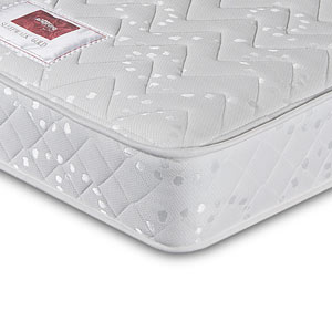 Airsprung Beds Sleepwalk Sprung Gold 4FT 6 Double Mattress