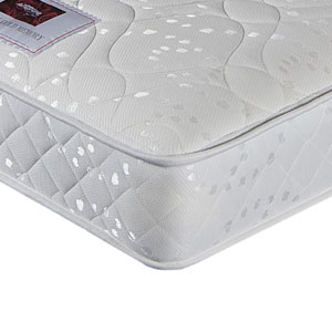 Airsprung Beds Sleepwalk Memory Sprung Gold 5FT Kingsize Mattress