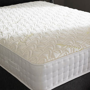 Shire Beds ACTIVE Latex 2000 2FT 6 Small Single Mattress