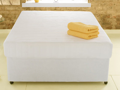 Shire Beds Healthisleep Impression 4FT 6 Double Divan Bed