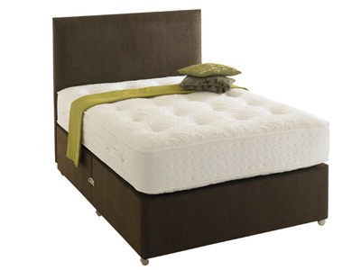 Shire Beds Eco Sound 3FT Single Divan Bed