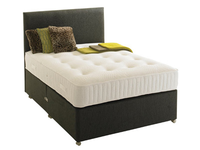 Shire Beds Eco Easy 2FT 6 Small Single Divan Bed