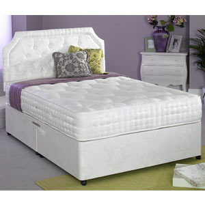 Giltedge Beds Heritage 2000 4FT Small Double Divan Bed