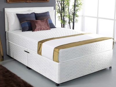 Giltedge Beds Eco-Peadic 3FT Single Divan Bed
