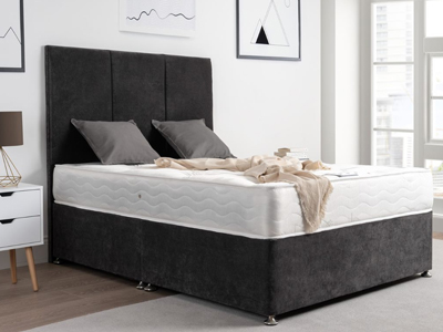 Giltedge Beds Sussex 4FT Small Double Divan Bed