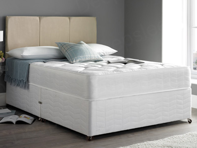 Giltedge Beds Topaz 6FT Superking Divan Bed