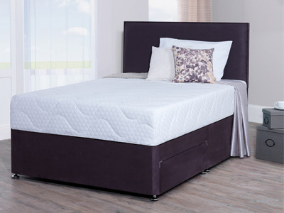Giltedge Beds Diamond Jubilee 4FT 6 Double Divan Bed