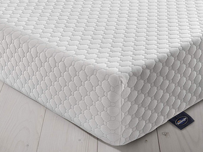 Silentnight 3 Zone Memory 4FT 6 Double Mattress