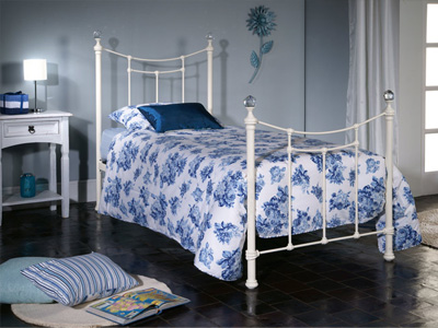 Limelight Metis 3FT Single Metal Bedstead