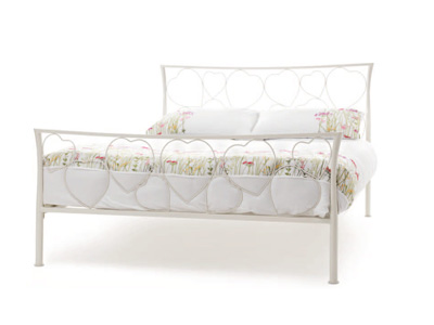 Serene Chloe 3FT Single Metal Bedstead