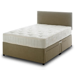 Star Master Majestic Pocket 1000 4FT 6 Double Divan Bed