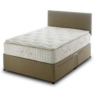 Star Master Signature Pillow Top 4FT 6 Double Divan Bed