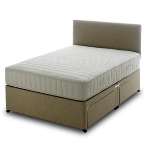 Star Master Memory Comfort 5FT Kingsize Divan Bed